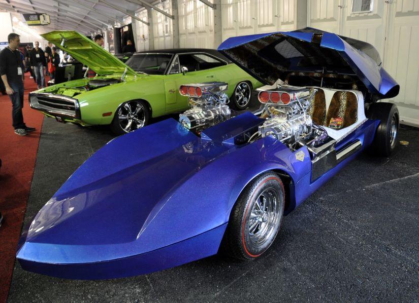 Hot Wheels apresenta coleção de carros em tamanho real