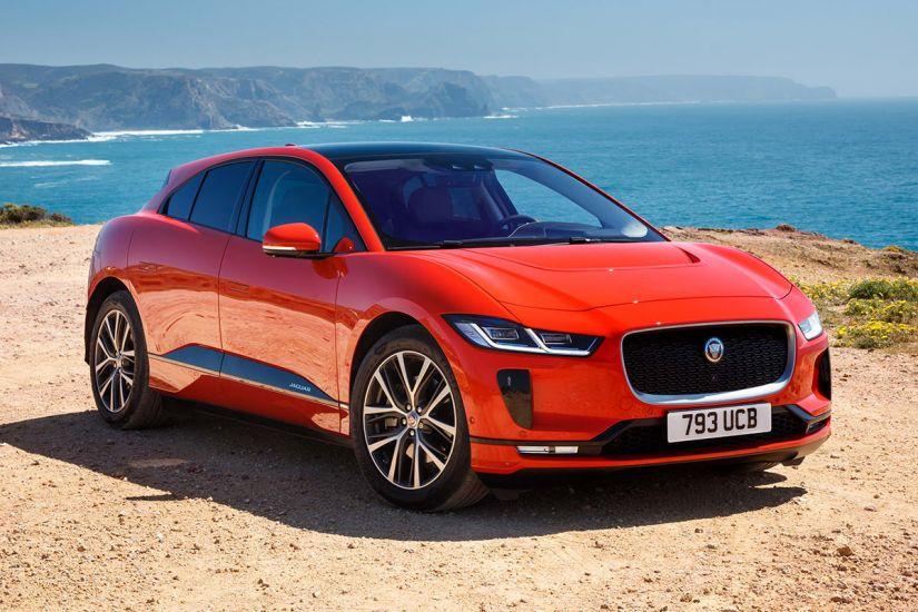 Jaguar confirma I-Pace no Brasil até o final do ano
