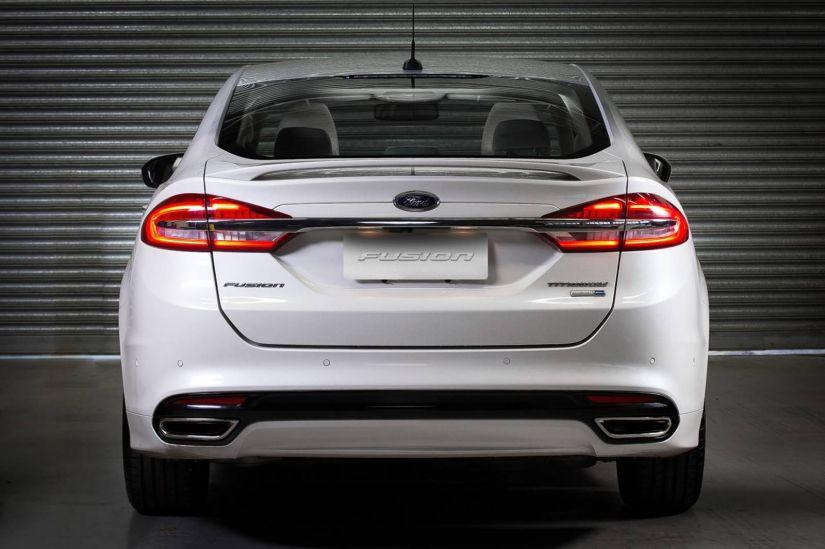 Ford anuncia recall para Fusion no Brasil