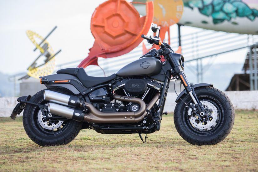 Harley-Davidson apresenta principal novidade para 2018: Fat Bob