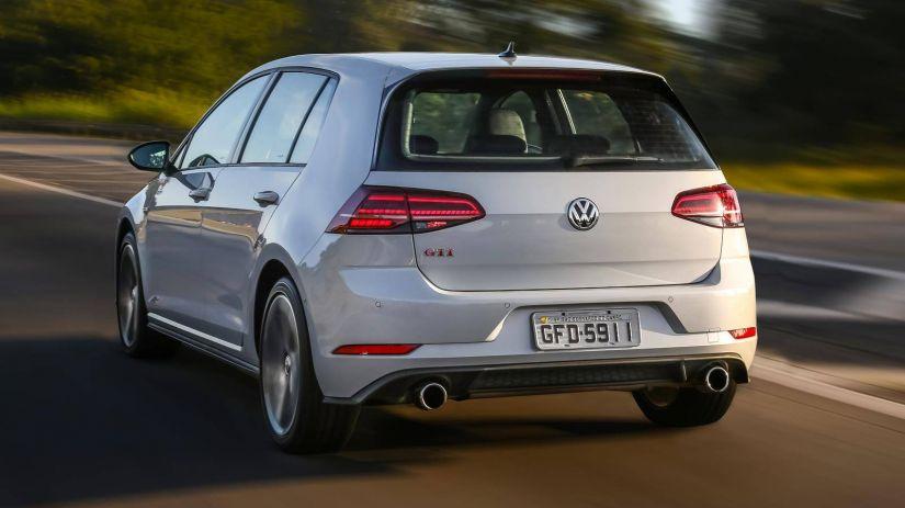 Volkswagen lança oficialmente novos Golf e Golf Variant no Brasil