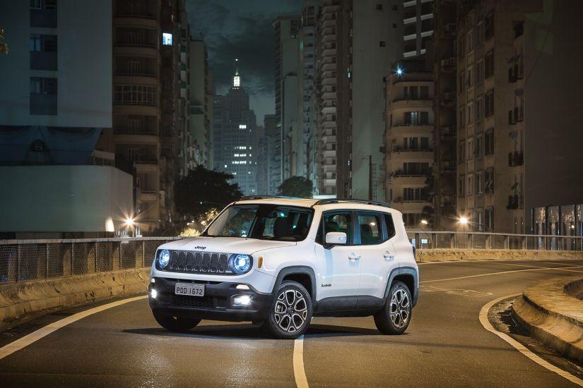 Jeep anuncia recall atingindo modelo de Compass e Renegade