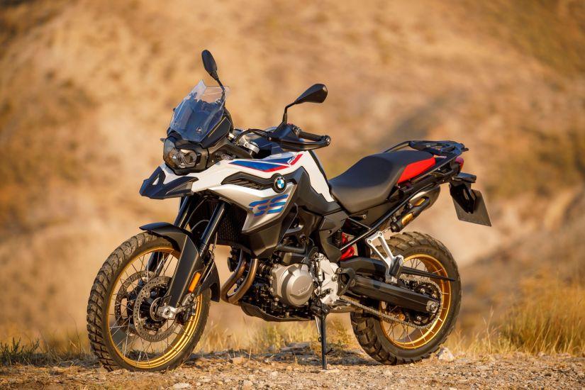 BMW lançará motos F 750 GS e F 850 GS no Brasil