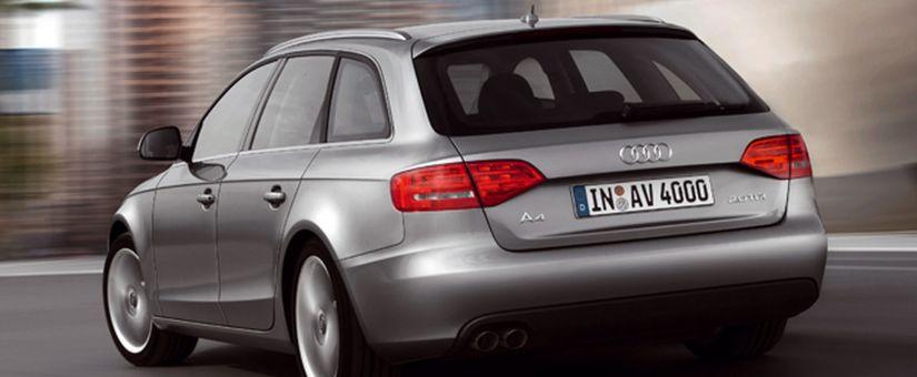 Audi anuncia recall de modelos A4 e A5 para mercado brasileiro