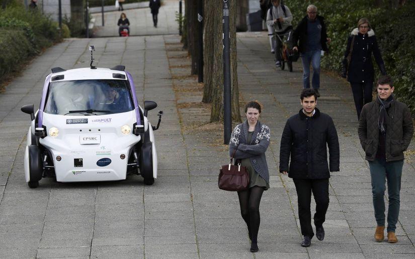 Estudo afirma que carros autônomos podem piorar transito m centro urbano