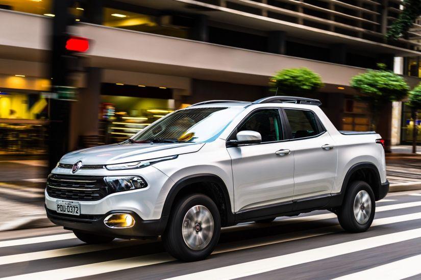 Fiat fará recall de 223 mil veículos no Brasil