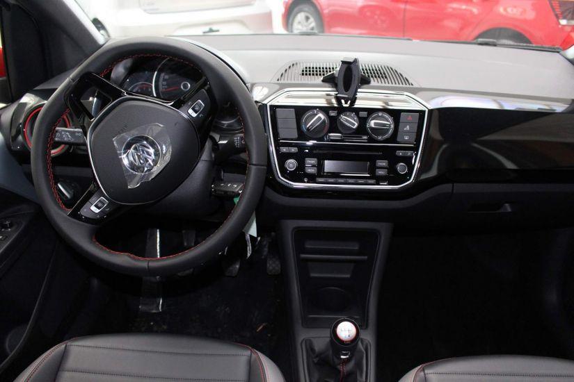 Volkswagen lança Up! linha 2019 com preços a partir de R$ 51.290