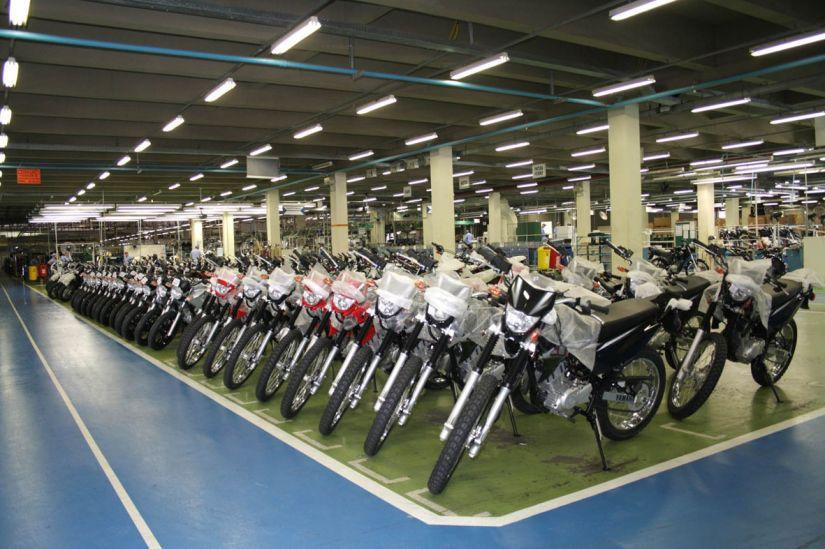 Venda de motos volta a crescer no 1º semestre depois de 7 anos