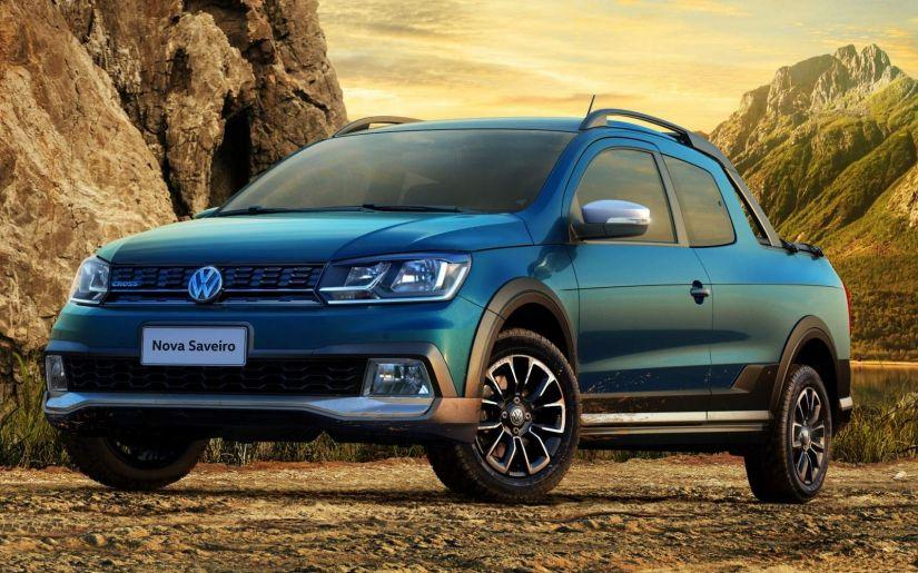 Volkswagen lança Saveiro 2019 com menos versões