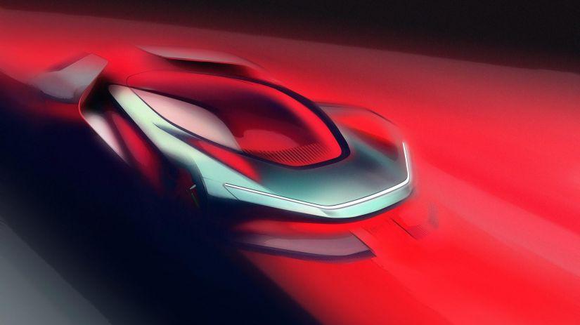 Automobili Pininfarina apresenta seu primeiro elétrico de luxo