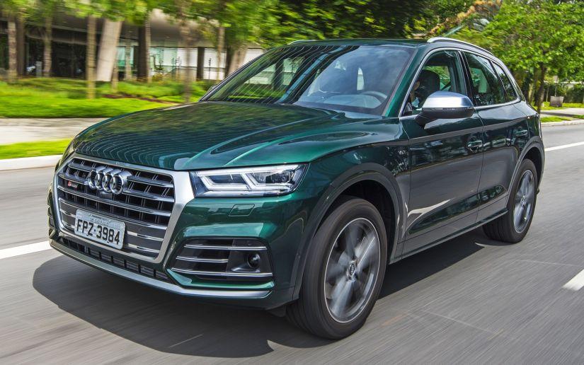 Audi anuncia recall de Q5 e SQ5 no Brasil
