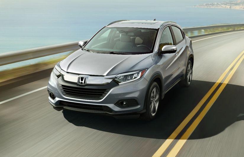 Honda apresenta HR-V reestilizado nos Estados Unidos