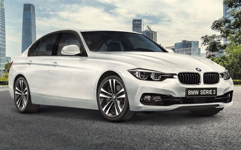 BMW Série 3 ganha novo pacote de equipamentos