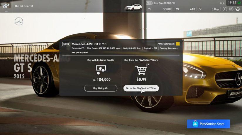 Gran Turismo Sport ganha atualização com novos carros