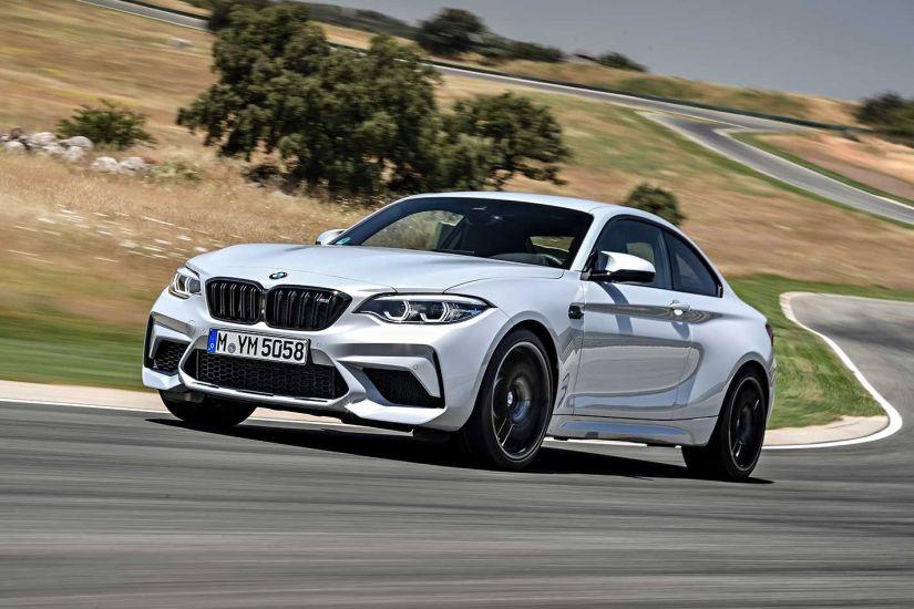 BMW lança M2 Competition no Brasil