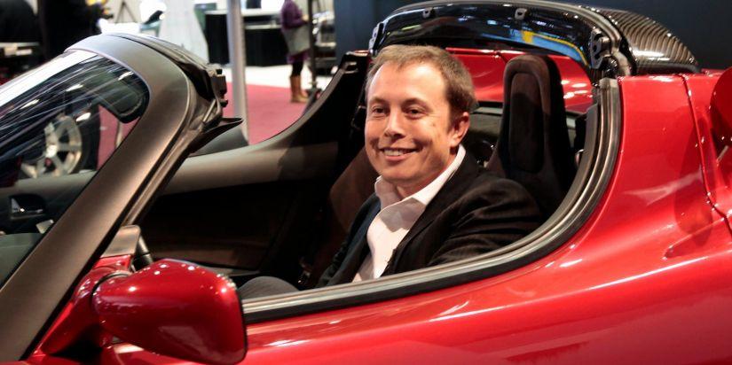 Tesla poderá retirar suas ações da bolsa de valores