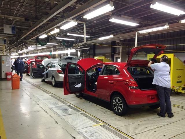 Fábrica da GM em Gravataí recebe certificação ambiental