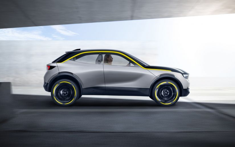 Opel apresenta seu protótipo de SUV elétrico