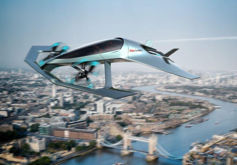 Japão discute desenvolvimento de carros voadores