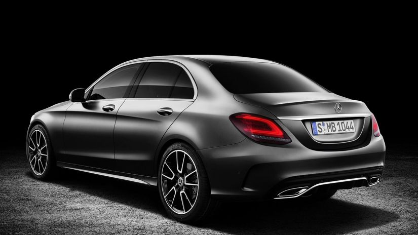 Mercedes-Benz anuncia recall do Classe C
