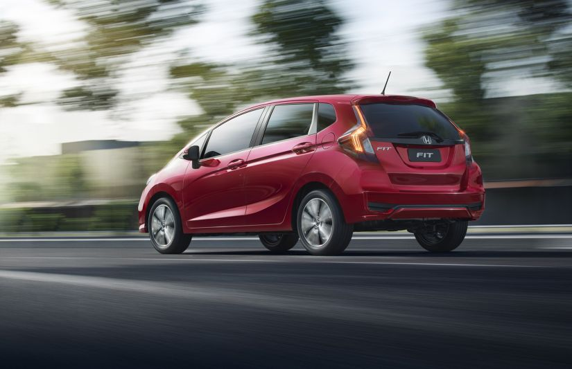 Honda Fit 2019 chega mais equipado e com acréscimo nos preços