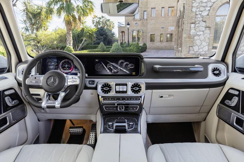 Mercedes Classe G chega ao Brasil renovado