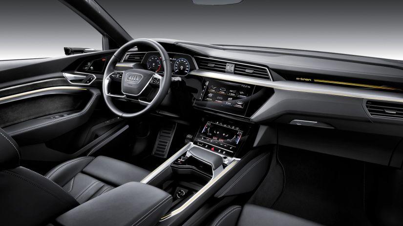 Audi apresenta o seu primeiro carro 100% elétrico