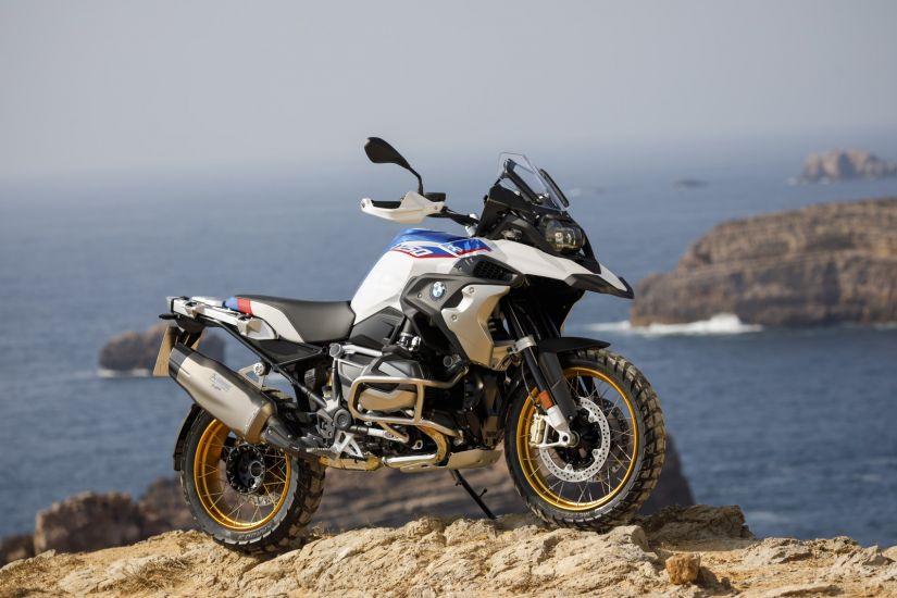 BMW apresenta moto R 1250 GS - Foto 1