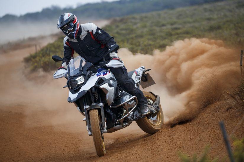 BMW apresenta moto R 1250 GS - Foto 4