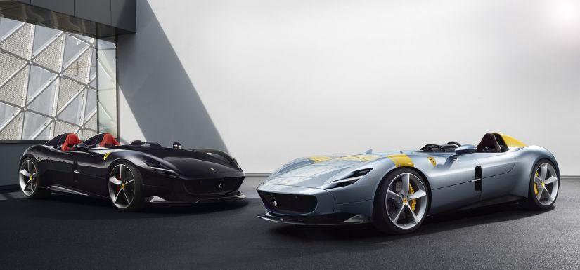 Ferrari apresenta nova Monza com motor de 810 cavalos - Foto 1