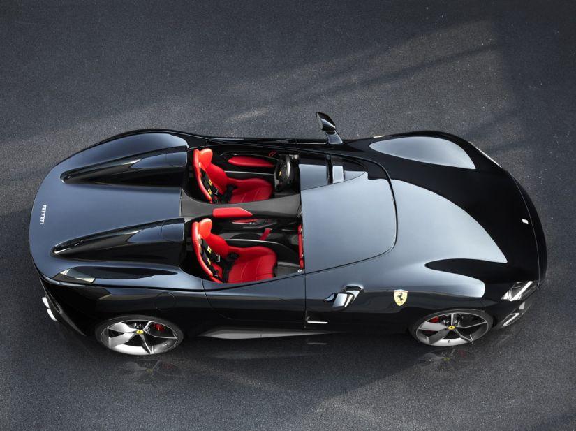 Ferrari apresenta nova Monza com motor de 810 cavalos - Foto 2