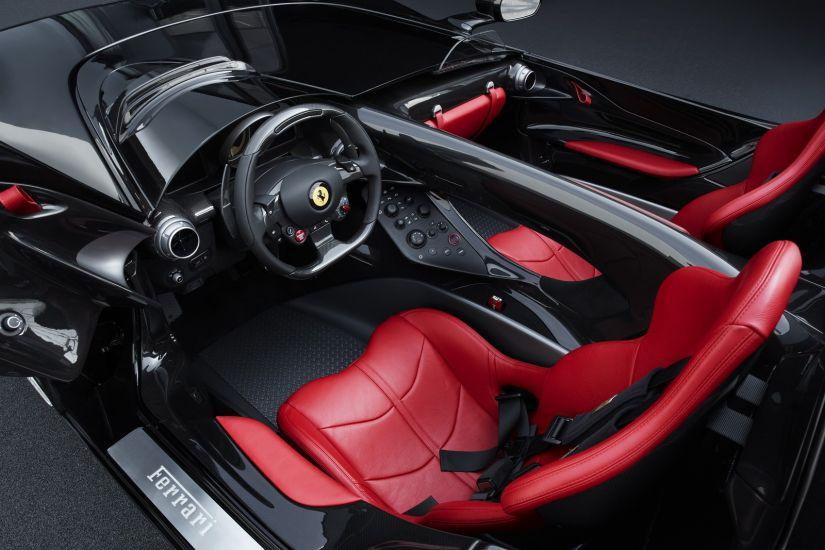 Ferrari apresenta nova Monza com motor de 810 cavalos - Foto 3