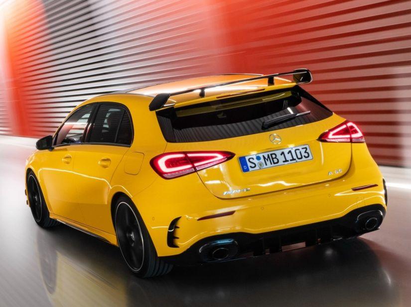 Mercedes apresenta novo modelo de esportivo de entrada - Foto 1