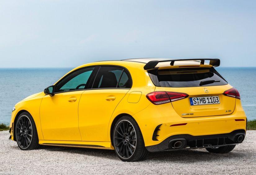Mercedes apresenta novo modelo de esportivo de entrada - Foto 3