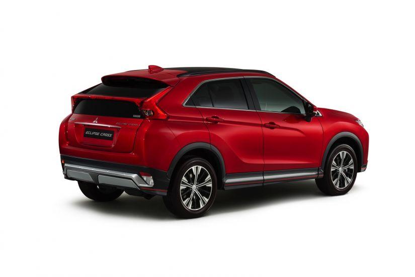Mitsubishi começa pré-venda do novo Eclipse Cross no Brasil