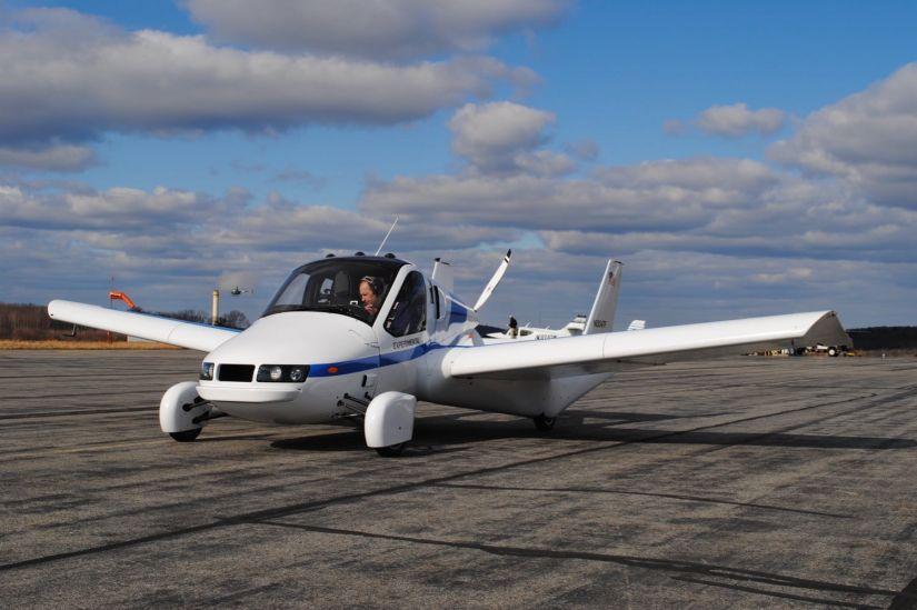 Empresa quer começar a vender carro voador a partir de outubro nos EUA