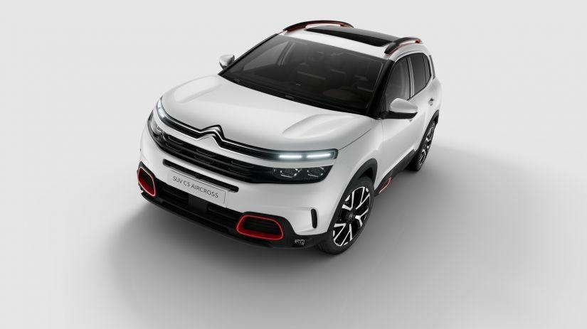 Citroën garante lançamento do C5 Aircross no o Brasil