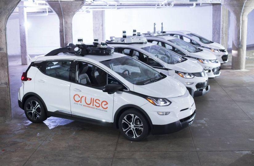 Honda anuncia parceria com GM e startup Cruise para veículos autônomos