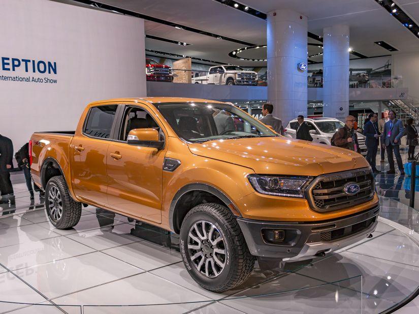 Ford Ranger fica até R$ 25.400 mais barata