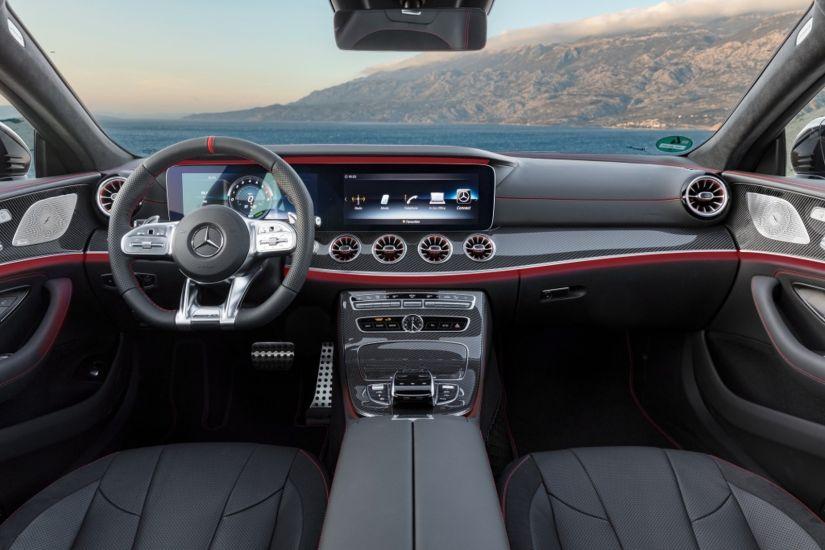 Mercedes-AMG CLS 53 será lançado no Brasil por R$ 599.900.