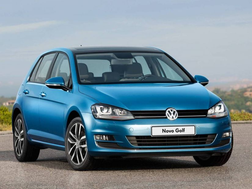 Volkswagen convoca Golf para recall