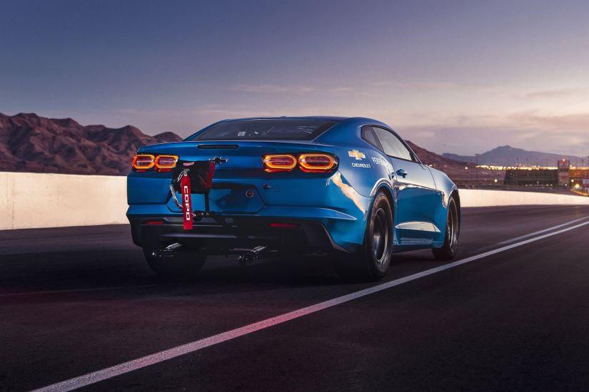 Camaro: Chevrolet divulga conceito que antecipa futuro do veículo