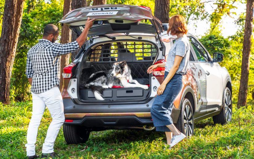 Nissan apresenta versões especiais do Kicks para amantes de música e animal