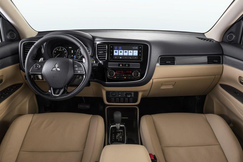 Mitsubishi vai apresentar visual atualizado do Outlander
