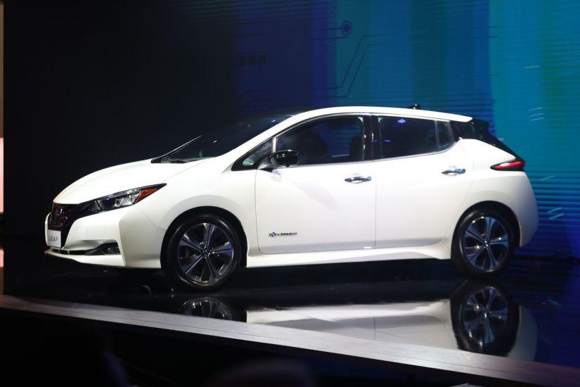 Nissan começa pré-venda do Leaf no Brasil por R$ 178,4 mil.