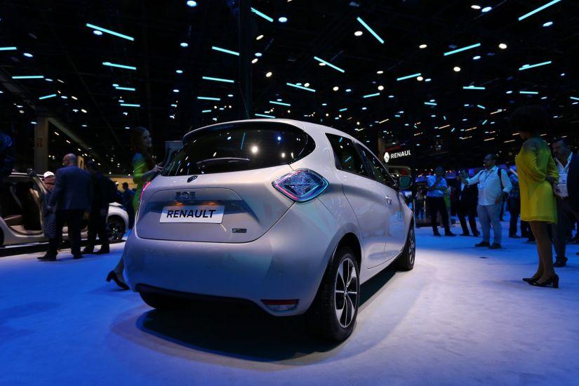 Renault anuncia pré-venda no Brasil do elétrico Zoe