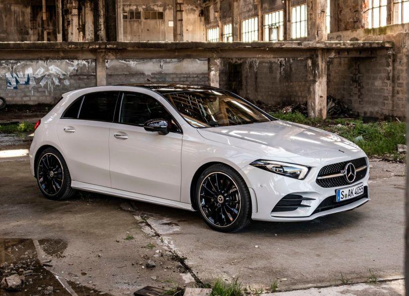 Ford Focus e Mercedes Classe A são finalistas do prêmio Carro do Ano 2019 na Europa