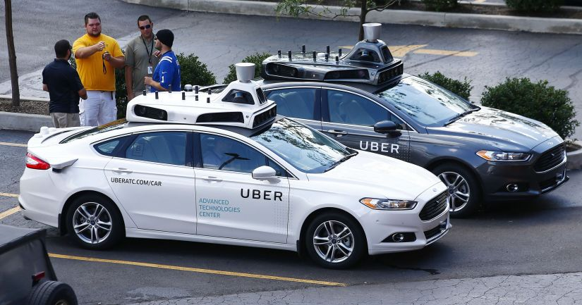 Uber deve retomar carros autônomos nos Estados Unidos