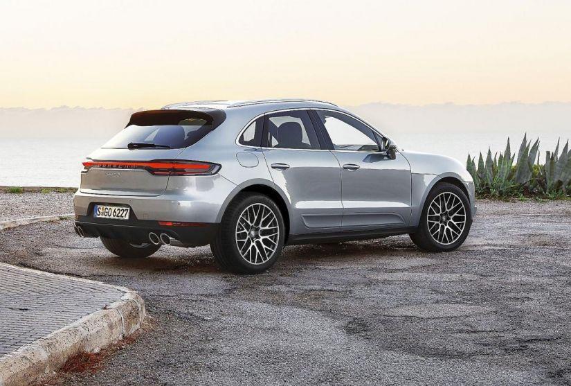 Porsche Macan S é lançado oficialmente