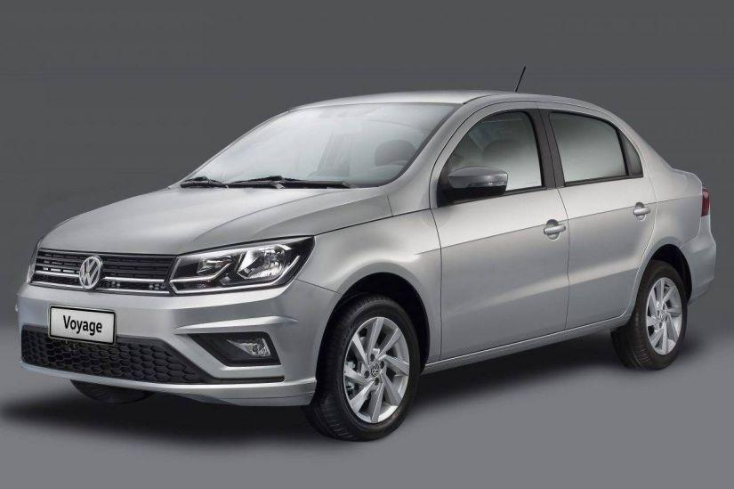Volkswagen anuncia recall de Gol e Voyage